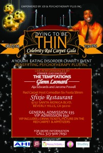 Dying to be Thin Charity Event (1)