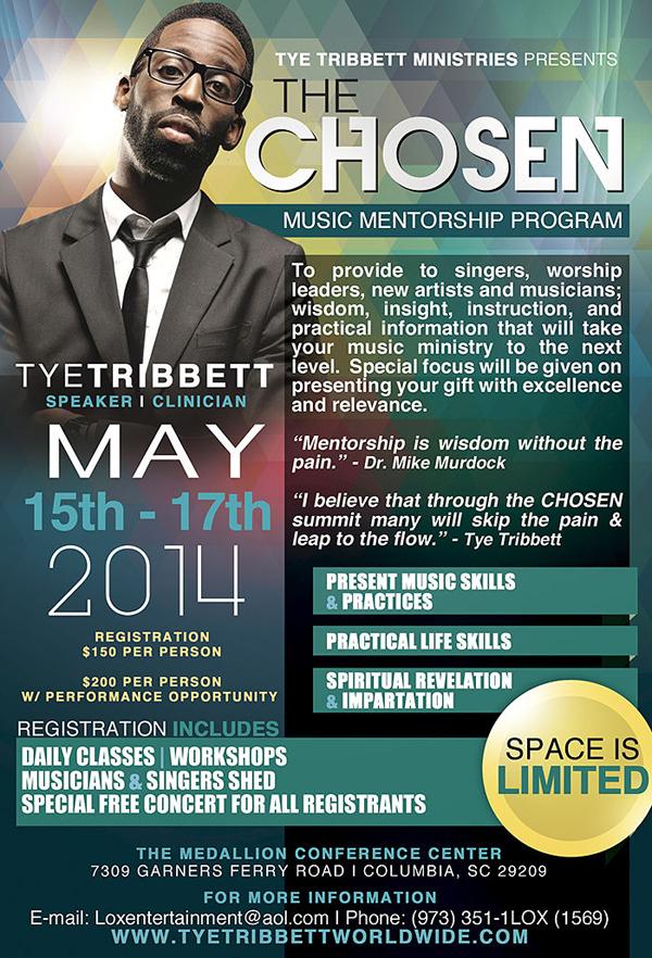 CCM Gospel Events 2014