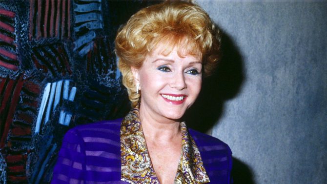 Mandatory Credit: Photo by CROLLALANZA/REX Shutterstock (192749a) DEBBIE REYNOLDS DRUG FREE PARTY IN HOLLYWOOD, AMERICA - 1991