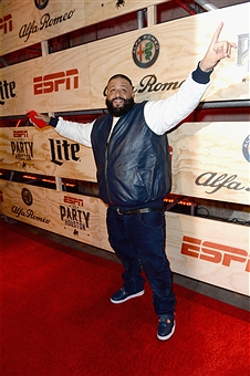 attends the 13th Annual ESPN The Party on February 3, 2017 in Houston, Texas.
