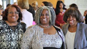 Kandee, Mother Daisy Newsom & Mrs. Ora Buck (who nominated her.)
