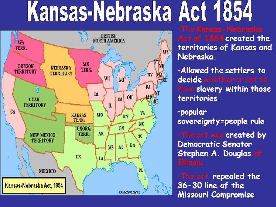 Kansas-Nebraska Act – SPMG Media
